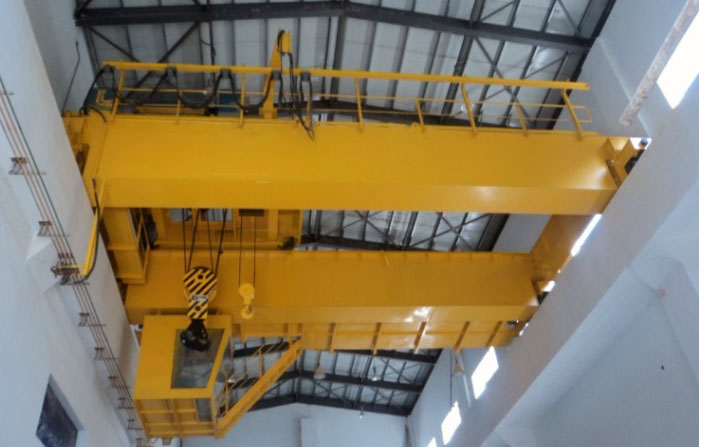 Installed 65/10 ton EoT Cane in Power House