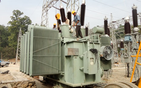 30 MVA, 132/33 kV Power Transformer at Kusum