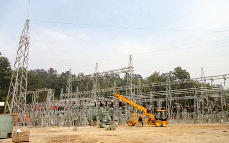 132/33 kV Substation at Kusum
