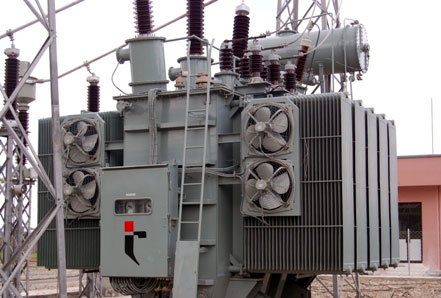30 MVA, 132 kV Power Transformer