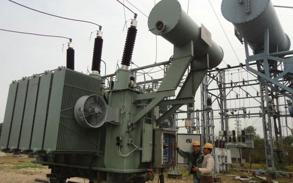 30 MVA, 132/33 kV Power Transformer at Kohalpur