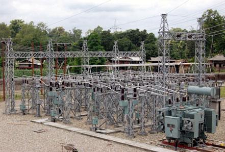 6/8 MVA, 33 kV Bay