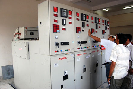33 kV Vacuum Circuit Breakers for Outgoing Lines