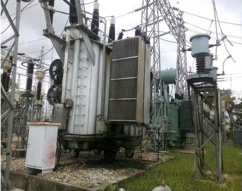 Existing Transformer in 132/33kV bay which need to be replaced by new 63MVA Power Transformer