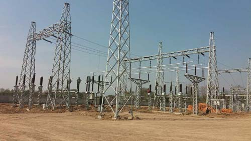 Substation Earthing Works